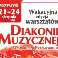 Wakacyjna edycja warsztatów Diakonii Muzycznej w Przemyślu