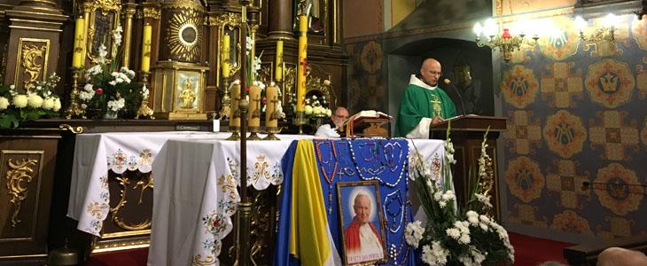 Msza św. z modlitwą o uzdrowienie