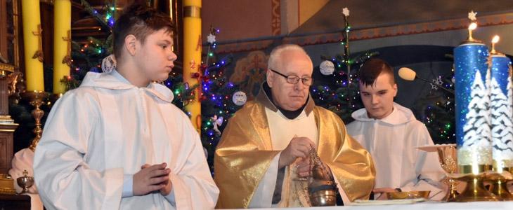 Złoty Jubileusz kapłaństwa o. Krystyna