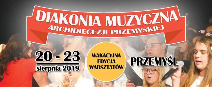 Wakacyjna edycja warsztatów Diakonii Muzycznej AP w Przemyślu