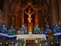 Życzenia o. Proboszcza na Święta Bożego Narodzenia