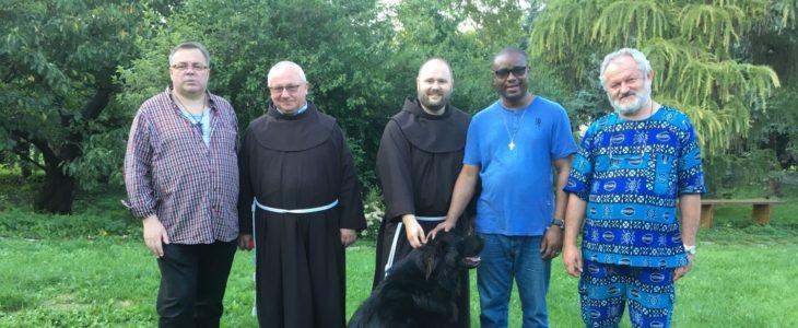 Odwiedziny Ojców Misjonarzy