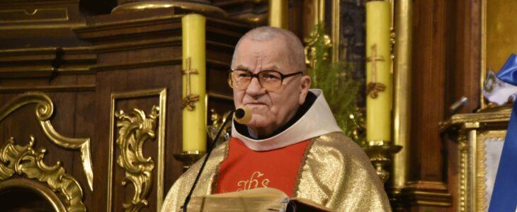 Jubileusz 50-lecia kapłaństwa o. Stanisława