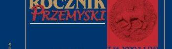 """""""Rocznik Przemyski. Historia"""" o dziejach klasztoru"""