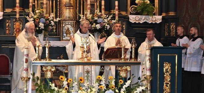 Święto naszej zakonnej Prowincji Matki Bożej Anielskiej