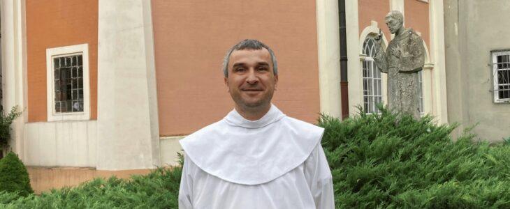 Niedziela misyjna – o. Łukasz Kwiatkowski OFM