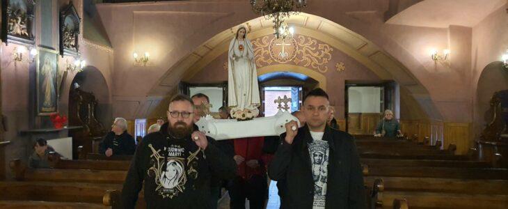 Peregrynacja figury Matki Bożej Fatimskiej