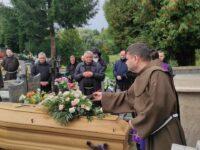 Pogrzeb śp. Marii Piotrowskiej – mamy naszego współbrata – o. Gracjana